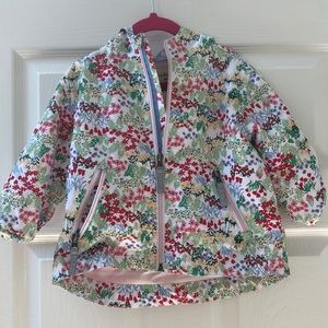Hanna Andersson Jacket- Size 80 Girls 2